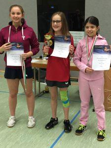 Julia Oliveira U18 TT Kreis Endrangliste